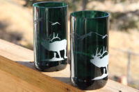 Elk Teal Tall
